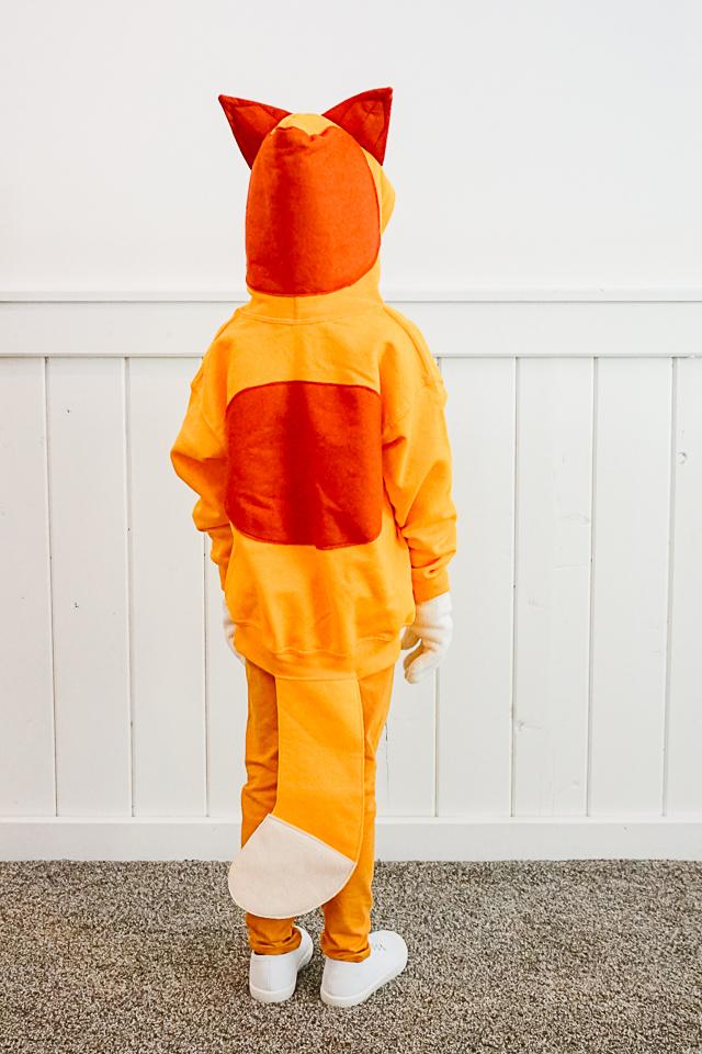 diy bingo costume