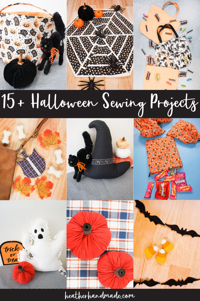 18 Halloween Sewing Projects