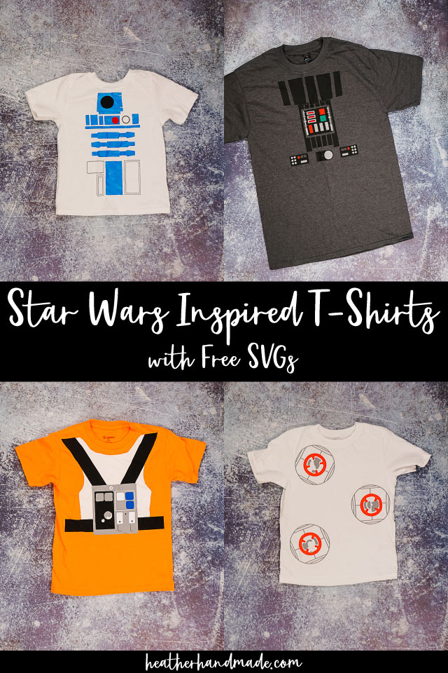 star wars inspired t-shirts free svgs